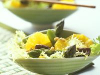 Citrus and Green Vegetable Bowl recipe