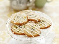 Citrus and Seed Cookies recipe