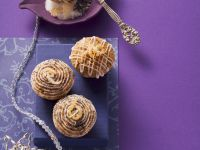 Citrus and Seed Cupcakes recipe