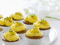 Citrus Buttercream Cakes recipe