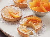 Citrus Creme Tartlets recipe