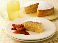 Citrus Curd Sponge recipe