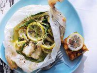Citrus Fish En Papillote recipe