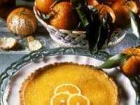 Citrus Fruit Pastry Pie recipe