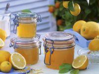 Citrus Fruit Preserve recipe