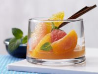 Citrus Fruits in Spiced Syrup recipe