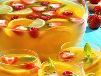 Citrus Punch with Berries recipe