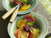 Citrus Salad with Red Onions recipe