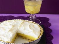 Citrus Tart with Meringue Topping recipe