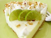 Citrus Tart with Topping recipe