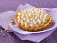 Citrus Tarts with Meringue Topping recipe