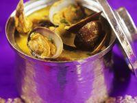 Clams in Coconut Broth recipe