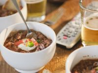 Classic Beef and Kidney Bean Chili recipe