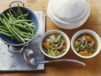 Classic Beef Vegetable Soup recipe