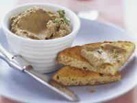 Classic Chicken Liver Spread recipe