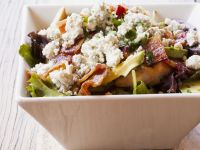 Classic Cobb Salad with Blue Cheese Crumbles recipe