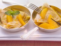 Classic Crepes Suzette recipe