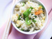 Classic Egg-fried Rice recipe