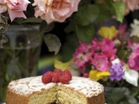 Classic English Sandwich Cake recipe