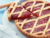 Classic Fruit Lattice Tart recipe