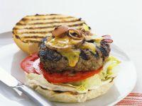 Classic Gourmet Cheeseburgers recipe