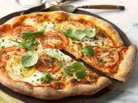 Classic Italian Round Flatbread recipe