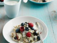 Classic Oatmeal with Fruit recipe