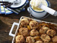 Classic Peach Cobbler recipe