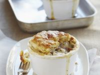 Classic Pot Pies with Chicken Filling recipe