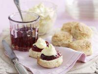 Classic Cream Tea Scones recipe