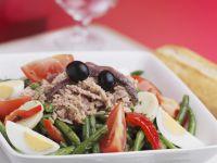 Classic Tuna Nicoise recipe