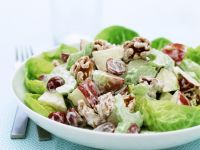 Classic Walnut and Apple Salad recipe