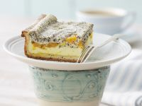 Clementine-Poppy Seed Cheesecake recipe
