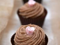 Cocoa Cakes with Buttercream recipe