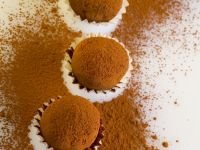 Cocoa-dusted Truffles recipe