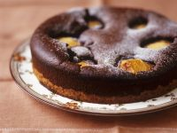 Cocoa Fruit Gateau recipe