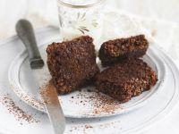Cocoa Oat Squares recipe
