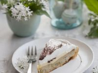 Coconut and Banana Cream Pie recipe