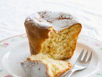 Coconut and Lemon Muffins recipe