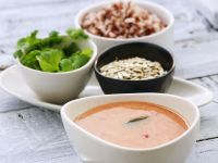 Spicy Vegetable Veloute recipe