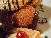Coconut Balls Dipped in Chocolate recipe