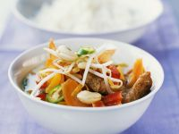 Coconut Chicken Curry with Vegetables recipe