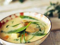 Coconut Chicken Soup recipe