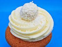 Coconut Cream Muffins recipe