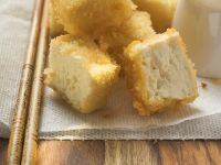 Coconut Crusted, Marinated Tofu recipe