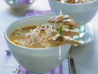 Coconut Curry Soup with Chicken recipe