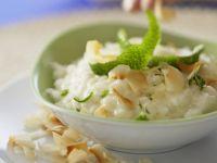 Coconut-Lime Rice Pudding recipe
