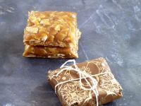 Coconut, Pineapple and Almond Toffee recipe