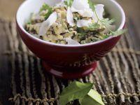Coconut Rice with Lentils recipe