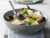 Coconut Seafood Soup recipe